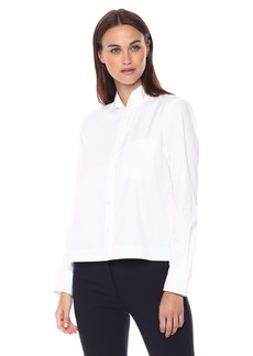 Theory Women's Boy Shirt  M