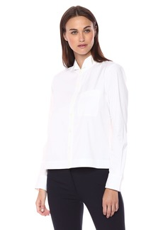Theory Women's Boy Shirt  P