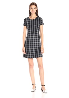 Theory Women's Branteen T Lustrate Dress    L
