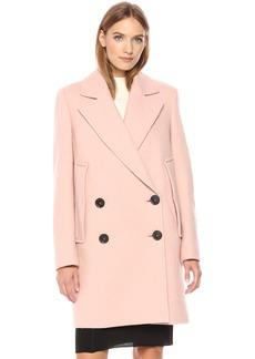 Theory Women's Cape Coat  P
