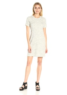 Theory Women's Cherry B3_sterling R Dresses QD0 Melange Grey S