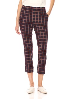 Theory Women's Crop Cuff Pant