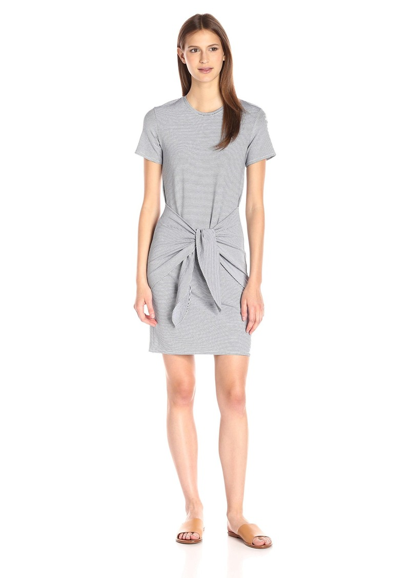 Theory Women's Dakui Narrow Tee Dress  L