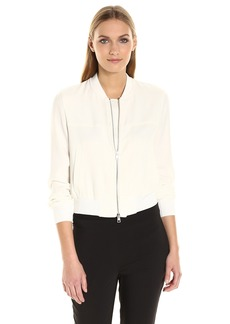 Theory Women's Daryette B Elevate Crepe Jacket  P