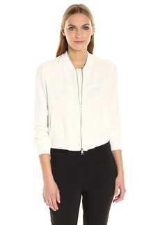 Theory Women's Daryette B Elevate Crepe Jacket  S
