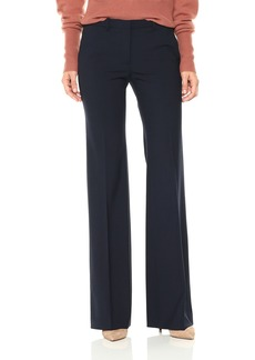 Theory Women's Demitria  Pant deep Navy