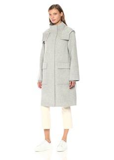 Theory Women's Duffle Coat Df Outerwear  P