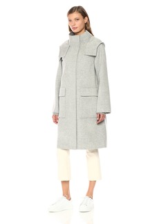 Theory Women's Duffle Coat Df Outerwear  S