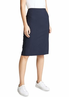 Theory Women's Edition Pencil Skirt  Blue