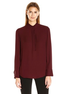 Theory Women's Eilliv Classic Ggt Shirt    S