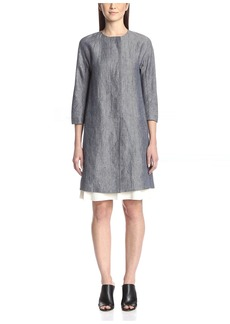 Theory Women's Ellinore Trench