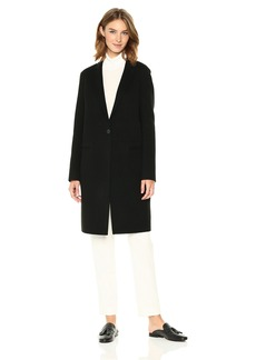 Theory Women's Essential Coat DF Outerwear  M