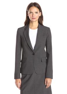 Theory Women's Gabe Single Button Blazer