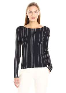 Theory Women's Hankson Prosecco Sweater  P