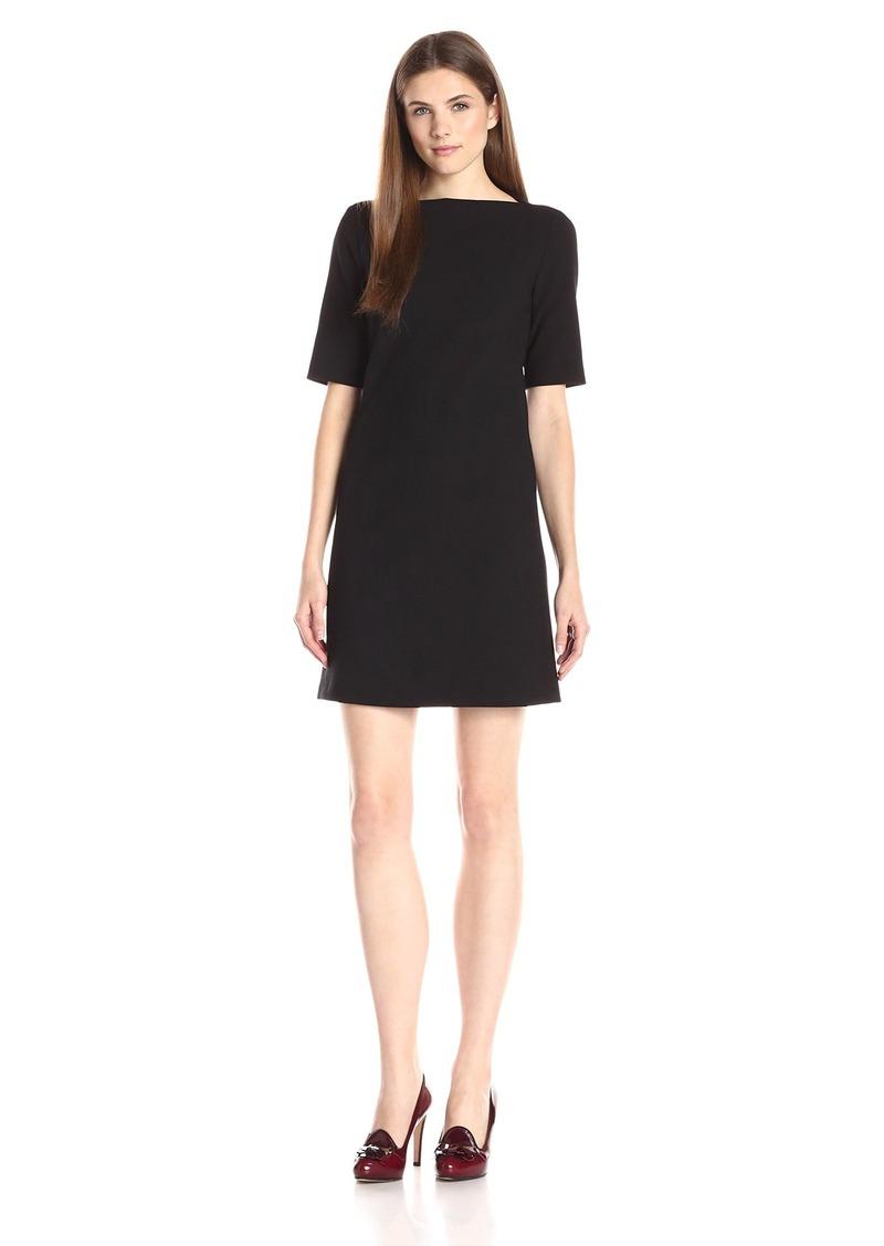 Theory Women's Harkin Faded Long Sleeve Dress