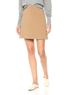 Theory Women's Highwaist Mini B Skirt