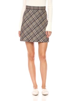 Theory Women's Highwaist Mini Skirt
