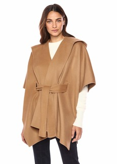 Theory Women's Hooded Poncho  P/S