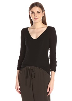 Theory Women's Jehane Ribbed Shirt
