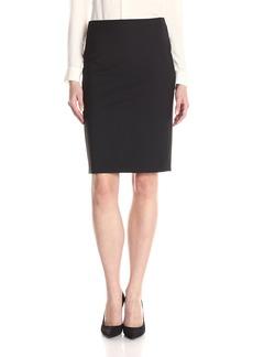 Theory Women's Knee Length Pencil Skirt
