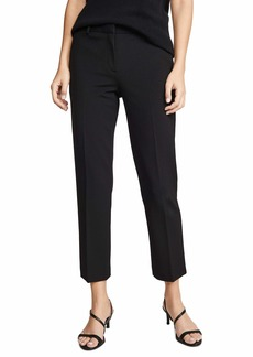 Theory Women's Knit Tailored Trousers