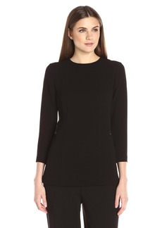 Theory Women's Lauret Admiral Crepe Shirt