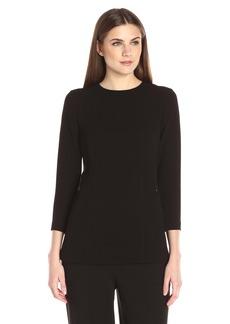 Theory Women's Lauret Admiral Crepe Shirt
