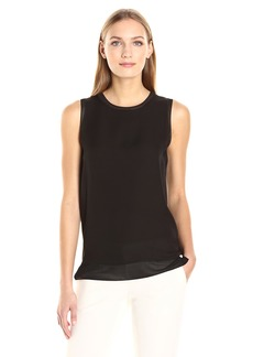 Theory Women's Lewie GGT Combo Top  L