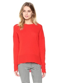 Theory Women's Long Sleeve KARENIA Crewneck Sweater  M