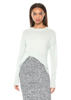 Theory Women's Long Sleeve Karenia Crewneck Sweater  P