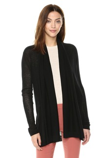 Theory Women's Long Sleeve Open Front Cardigan  P