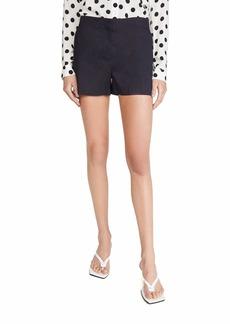 Theory Women's Mini Shorts  Black