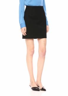 Theory Women's Mini Skirt