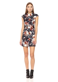 Theory Women's Mod Belt Dress