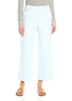 Theory Women's Nadeema Relaxed Chino Pant