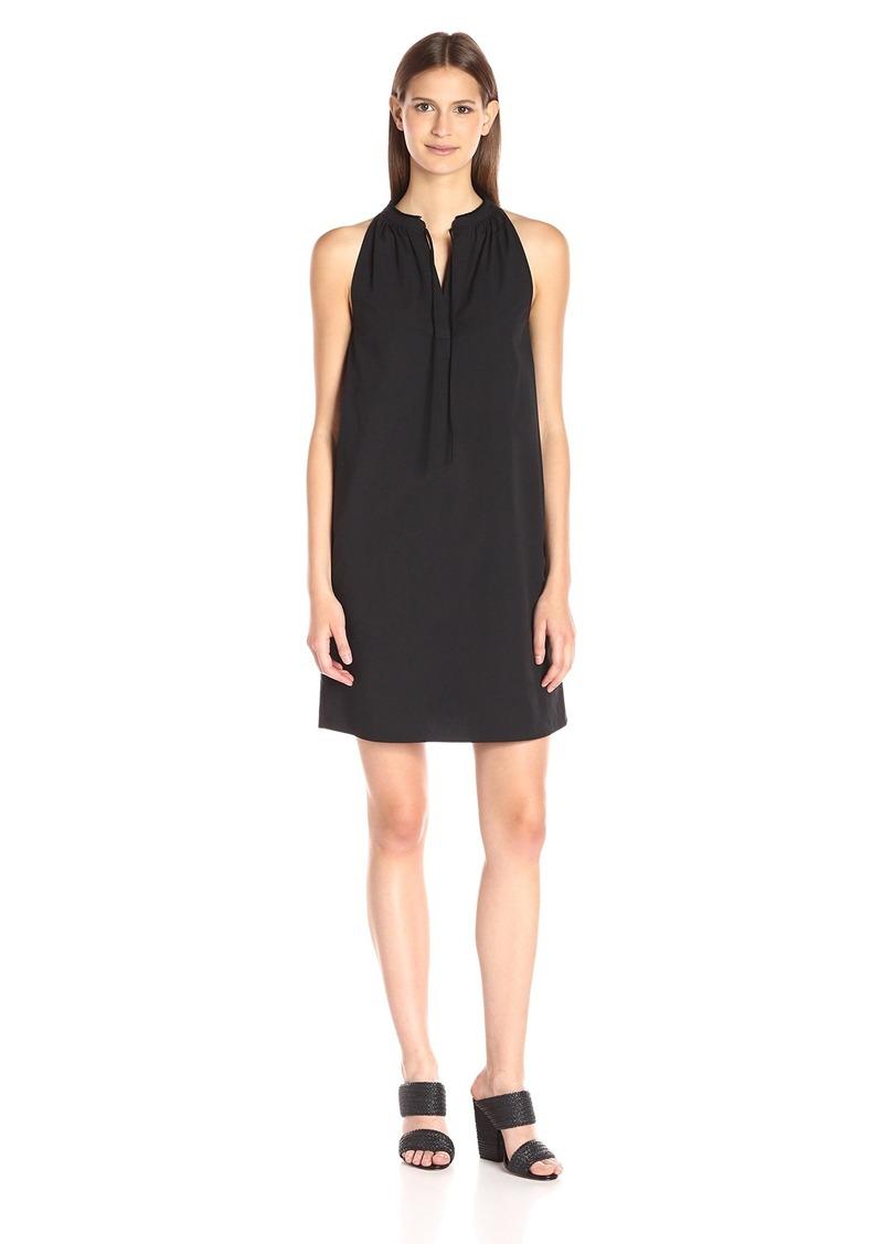 Theory Women's Nallane Light Poplin Dress