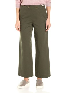 Theory Women's Namid Ts Washed Chino Pant