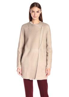 Theory Women's Nyma F Light Merino Coat    M