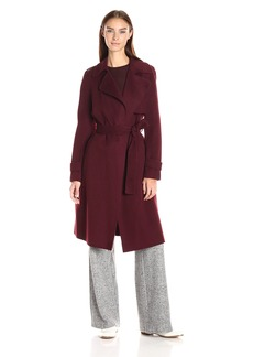 Theory Women's Oaklane Df New Divid Coat  M
