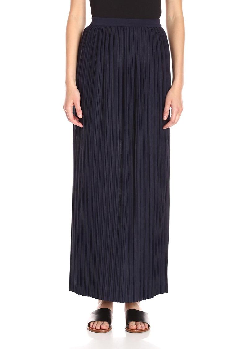 Theory Women's Osnyo Drapey Tee Skirt Skirt  S