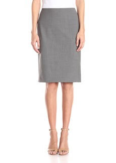 Theory Women's Pencil Edition Skirt