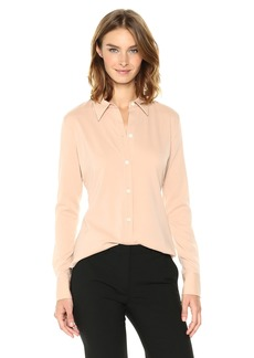 Theory Women's Perfect Fitted Top  M