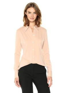 Theory Women's Perfect Fitted Top  P
