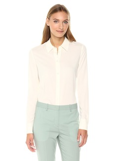 Theory Women's Perfect Fitted Top  S