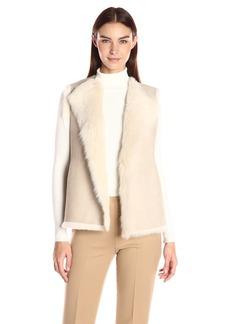 Theory Women's Petriva Tuck Coat    L