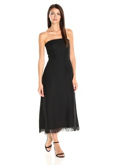 Theory Women's Phyly_linen Drape Dresses