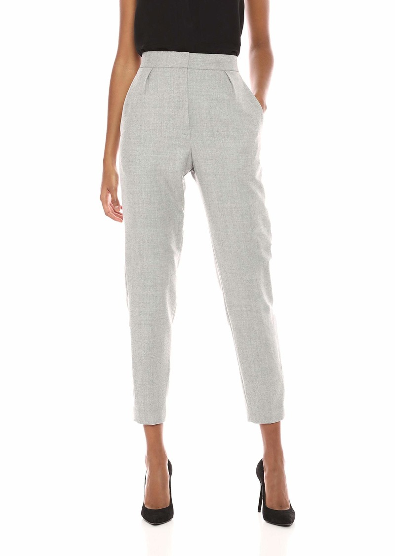 Theory Women's Pleated City Pant