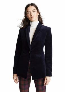 Theory Women's Power Jacket II  Blue