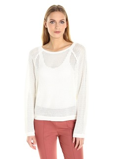 Theory Women's Prosheen Prosecco Sweater  S