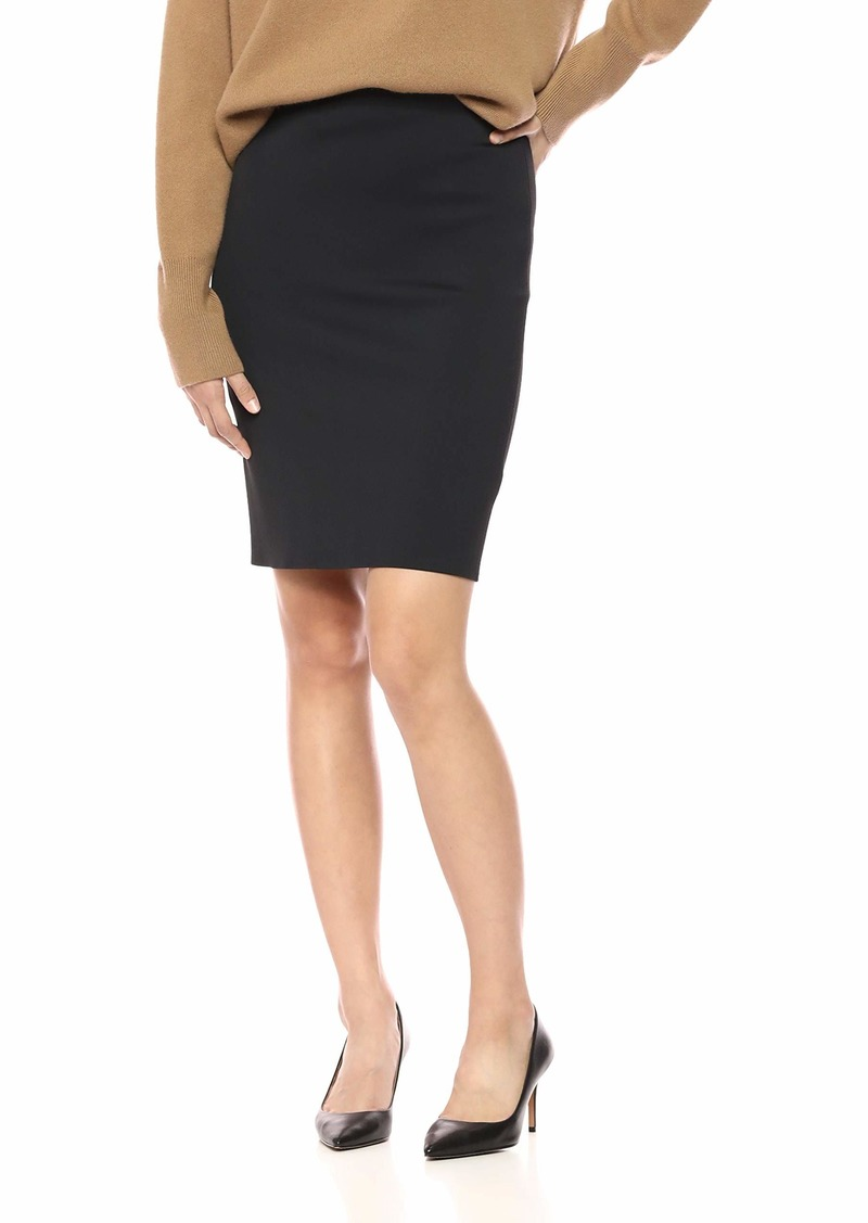 Theory Women's Pull ON Pencil Skirt  S